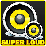 400 high volume booster super loud (sound booster) icon