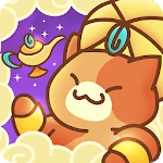 Akittynator -  Kitty Cat Genies Collecting Game icon