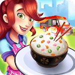 Chinese California Truck - Fast Food Cooking Game icon