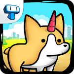 Corgi Evolution - Merge and Create Royal Dogs icon
