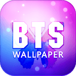 Wallpapers BTS KPOP -Ultra HD Wallpaper Lockscreen icon