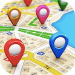 GeoLocator — Family Tracker + Baby Monitor Online icon