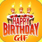 Happy Birthday GIFs icon