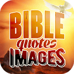 Bible Quotes and Verses with Images icon
