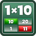 Multiplication tables for kids free - math game icon