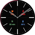 Initial Watch Face icon