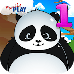 Panda 1st Grade Learning Games icon
