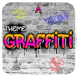 Apolo Graffiti - Theme, Icon pack, Wallpaper icon