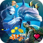 Ocean Reef Life - 3D Virtual Aquarium for pc icon