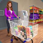 Super Market Atm Machine Simulator: Shopping Mall APK icon