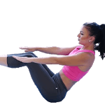 Yoga for Core Strength icon