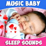 Baby sleep sounds: white noise, nature icon