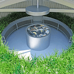 Aquaponic Farm Design icon