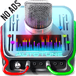 Autotune your Voice App - Auto Tune Voice Recorder icon