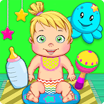 Nanny Daycare Dash: Crazy Babysitter Games icon