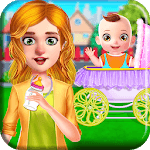 Best Babysitter Fun - Twins care game icon