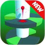 Helix Bounce 3D Ball icon