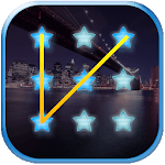 Phone Pattern Lock Screen Theme icon