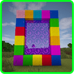 Portal Teletransport Minecraft Ideas icon