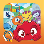 Biba Playground Games APK icon