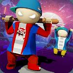 Human Gangs - Floppy Fight Falls icon