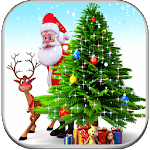 3d Merry Christmas wallpaper 🎅🎄 for pc icon