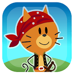 Comomola Pirates: App for kids icon