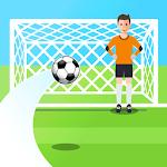 Penalty Shooter ⚽Goalkeeper Shootout Game icon