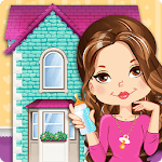 Baby Doll House Room Designer icon