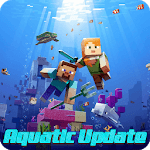 Aquatic Update Mod for MCPE icon