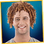 Funny Hair Photo Montage for pc icon