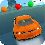 Color Road Rush : Rainbow Game 2018 icon