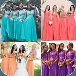 Bridesmaid - Dresses ideas icon