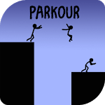 Stickman Parkour Platform icon