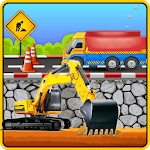 Little Builder - Construction Simulator For Kids for pc icon