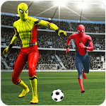 Spiderman Football League Unlimited icon