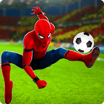 Spiderman Dream Football League 2018 icon