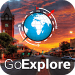 Live GPS Route Finder - GPS Street Map, Go Explore icon
