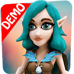 Heroes of Flatlandia - Demo APK icon
