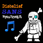 Sanstale Disbelief Sans Ringtones icon