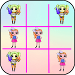 Jojo Siwa Tic tac toe New 2019 icon