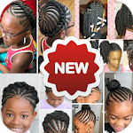 African kids braids - New Hairstyle for girls icon
