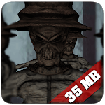 The Fear House : 3D Free Scary Horror Game icon