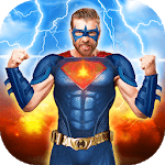 Superhero Photo Editor icon