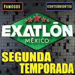 Exatlon Mexico Segunda Temporada icon