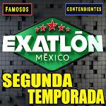 Exatlon Mexico Segunda Temporada icon