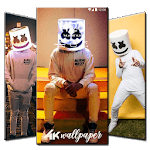 DJ Marshmello Wallpaper HD icon