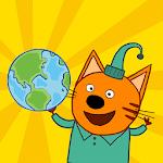 Kid-E-Cats Around The World icon