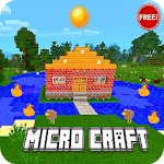 Micro Craft 2: Building and Crafting icon
