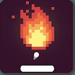 Brick breaker: Pixel art and red ball breaker 2k19 icon